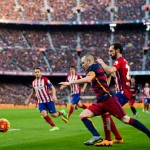 Барселона обыграла Атлетико (ВИДЕО) http://footballua.tv/video/obzor-chempionata-ispaniy-..
