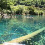 Бирюзовое озеро, Национальный парк Цзючжайгоу