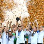 Германия покорила новую вершину